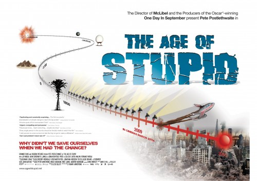 age of stupid film poster trailer photo