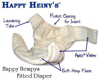 happy hempy diapers