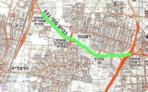 israel roads map green prophet greenprophet james image picture environment ecology