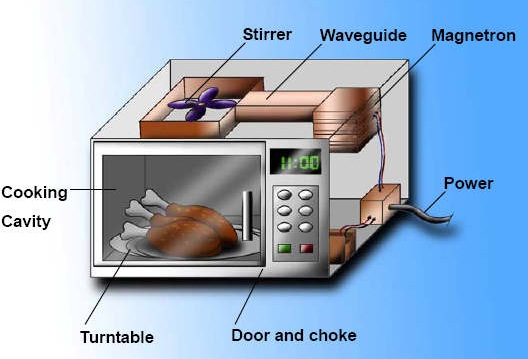 Are Microwave Ovens Health Hazards