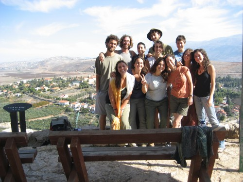 eco_israel_north organic farm volunteer israel photo