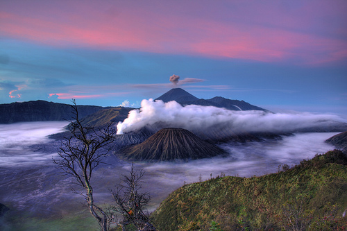 ormat-indonesia-volcano-photo israel geothermal power