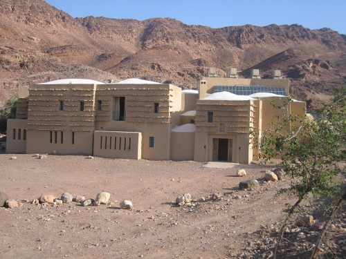 feynan eco lodge jordan